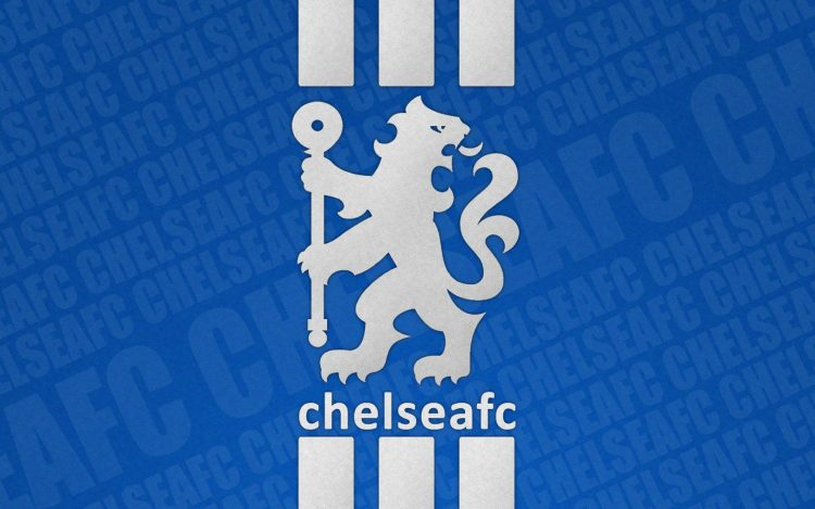 Blues Logo Chelsea Fc Bsckground
