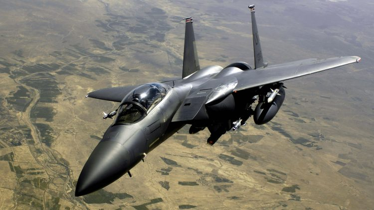 Strike Eagle Aircraft