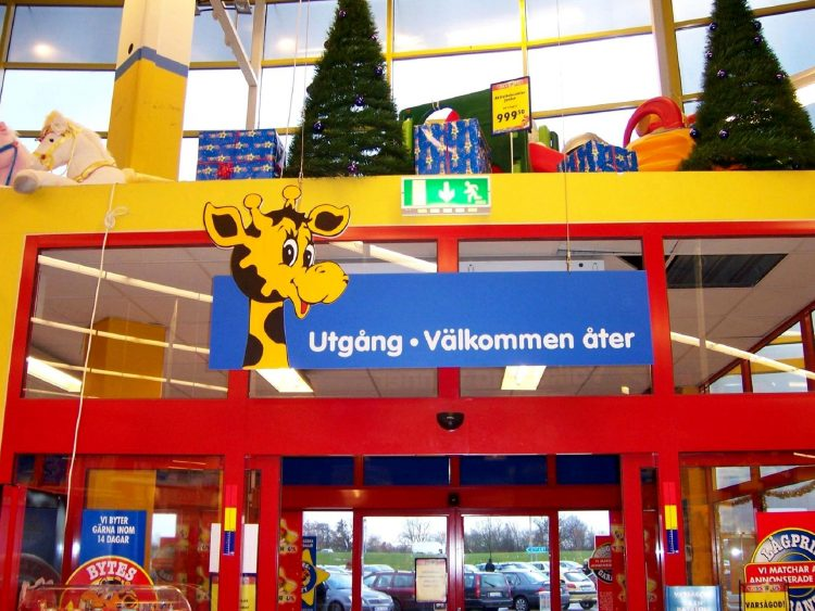 Toys R Us Deals Andato in un lampo