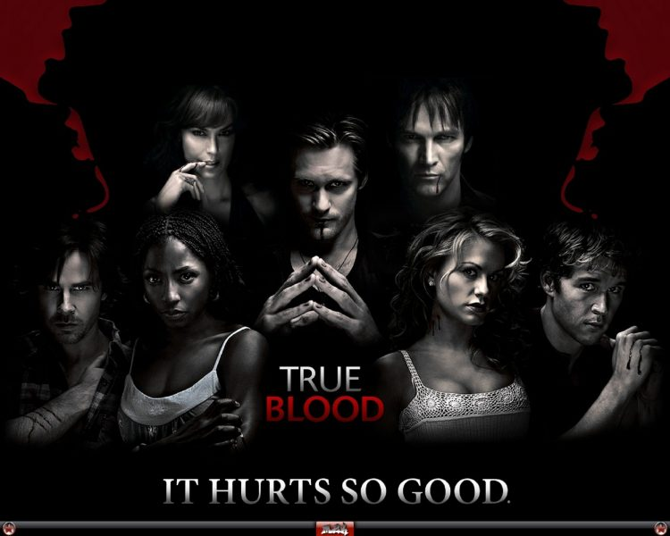True Blood Hd Wallpapers Desktop