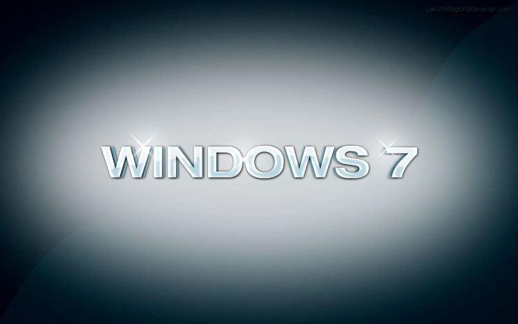 Windows Seven Desktop